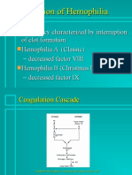 Hemophilia and ITP