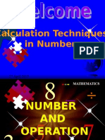 calculation Techniques in numbers.ppt