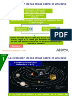 Evolucion Ideas Universo