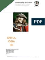 Antologia de Materias