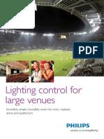 Philips Dynalite Stadium Lighting Solutions