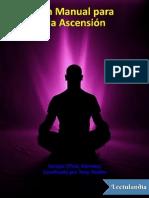 Un Manual Para La Ascension - Serapis (Thot)