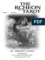 Archeon Tarot Little White Booklet