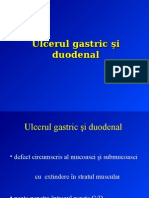 3&4.Ulcerul Gastric Si Duodenal 2015