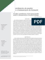 Possíveis Contribuições Do Modelo Homeopático à Humanização