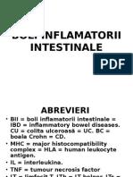 6.Boala Inflamatorie Intestinala 2015