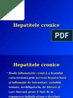 12.Hepatitele Cronice