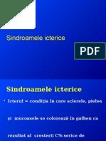 15.Sindroamele Icterice
