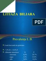 16. Litiaza Biliara 2015