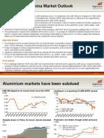Aluminium Quarterly Presentation 2011