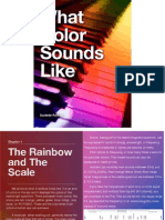 what color sounds like iba