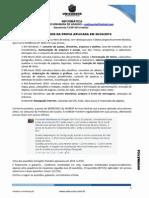INFORMÁTICA - Comentários Da Prova Escrevente TJ 26-04-2015