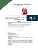 Programa Dibujo Técnico I - Ciclo Básico