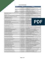 List a de Prove Edo Res 2014