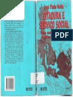 Livronetto Ditaduraeserviosocialumaanlisedoserviosocialnobrasilps64 140113131640 Phpapp01