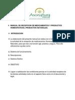 MANUALDERECEPCIONDEMEDICAMENTOSYPRODUCTOSHOMEOPATICOS