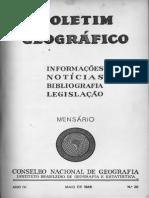 Boletim geográfico - IBGE, bg_1946_v4_n38_maio