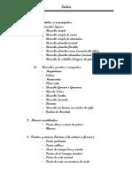 Recetario de Pastelería y Repostería (II)