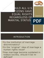 equal rights and marriage-christian storrs