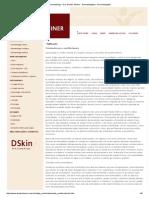 Dermatologia - Dra