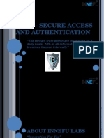 Auth Shield -MFID – Secure Access and Authentication Solution