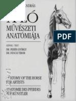 131002069 Szunyoghy Andras a Lo Muveszeti Anatomiaja