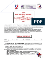 14èmeOpenCaen Descriptif Et Logos