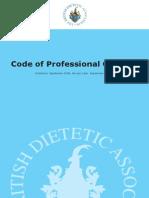 Code of Conduct Bda