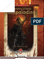 Legendary Villains Antipaladins