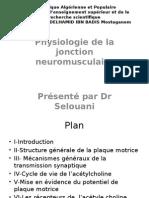 08-Physiologie de La Jonction Neuromusculaire