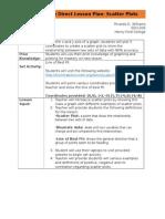 practicum direct lesson plan