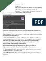 UCK Manual -Unity3d Asset