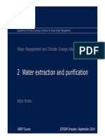 WaMa 2 Water Purification