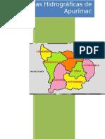 Cuencas Hidrográficas de la Región Apurímac.docx