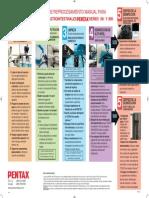 Pentax Manual de Limpieza Series 90i 90k