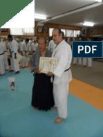 Suchy Kensei Shihan con El Maestro Nakamoto