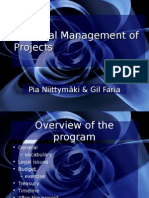 Financial Management of Projects v2 - MM 2003