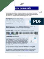 Vienna Instruments Manual English v3.1