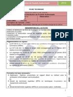 Edition Et Distribution de Produits Audiovisuels - Fiche