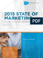 starea marketingului 2015