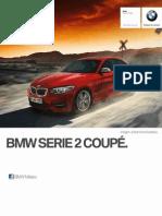 Ficha Tecnica Bmw m235ia Coupe m Sport Automatico 2015