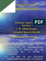 1 Introducción a La Angiografía Ocular 2012