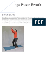 Kapha Yoga Poses