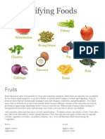 Pitta Pacifying Foods