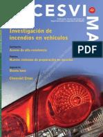 Investigacion Incendios en Vehiculos