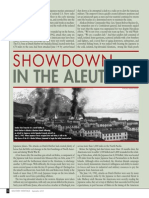 Aleutian Islands Campaign in WW2