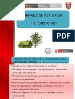 Jornada de Reflexion ECE