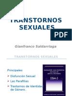 Transtornos Sexuales y de Personalidad