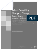 When Everything Changes Work Book