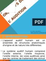 19-Phénomènes Objectifs de L_audition